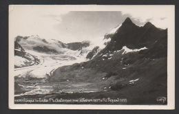 DF / 73 SAVOIE /  CIRQUE DES EVETTES / PTE DE CHALANSON / ALBARON ET PIC REGAUD / CIRCULÉE EN 1956 - Saint Jean De Maurienne