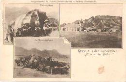 AUSTRIA GRUSS AUS DER KATHOLISCHEN MISSION IN PELLA - HOTTENTOTTEN - NAMIBIA - Austria