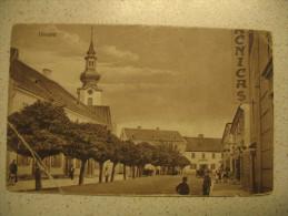 Croatia Gospic Cca 1910. - Croazia