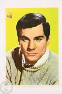 Original & Rare 1960s Postcard - George Maharis - Printed In  Spain - Acteurs