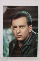 Original & Rare 1960s Postcard - Bobby Darin - Edited Oscarcolor, Spain - Acteurs