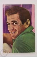 Original & Rare 1960s Postcard - Rod Taylor - Edited Postalcolor, Spain - Acteurs