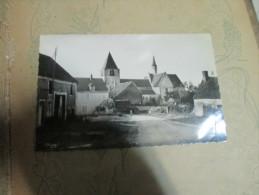 Carte Postale Postcard Nievre Lurcy Le Bourg - Other Municipalities