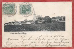 67 - GRUSS Aus HERBITZHEIM - Vue Générale - France