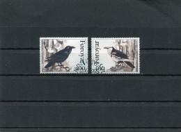 FAROE ISLANDS 1995 Raven CTO - Oiseaux