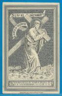 Bidprentje Van Juliana De Vos - Roeselare - Tielt - 1804 - 1889 - Devotion Images
