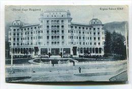 STRESA - Regina Palace Hotel - 1910 Used Postcard - Italia