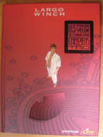 LUXE LARGO WINCH - LES TROIS YEUX DES GARDIENS ... + 4 Ex-libri + DVD + Film - Largo Winch