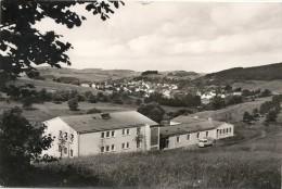 ZZ 629 SCHULLANDHEIM BERSCHWEILER DER MITTELSCHULE IN NEUNKIRCHEN - Kreis Neunkirchen