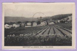 83 - MONTFORT Sur ARGENS -- Vue Générale - Altri Comuni