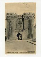 CP , 55 , VERDUN , Porte Chaussée - Verdun