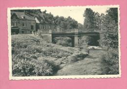 C.P.    Hermeton-sur-Meuse  :  Le  Pont Et L' Hermeton - Hastière