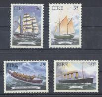Ireland - 1999 Maritime History MNH__(TH-7189) - 1949-... République D'Irlande
