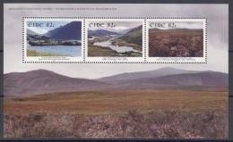 Ireland - 2011 National Parks Block (2) MNH__(TH-13924) - Blocs-feuillets