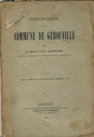 Commune De Gérouville. Meix-devant-Virton, Orval, Abbé Lenoir. 1899 - Bücher, Zeitschriften, Comics