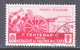 ITALY  337   (o) - 1900-44 Vittorio Emanuele III