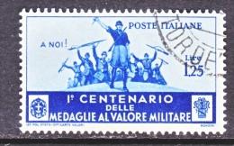 ITALY  338   (o) - 1900-44 Vittorio Emanuele III
