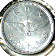 ***CHECKOUT SPECIAL!*** 1940-43, JAPAN, ONE RANDOM HIGHER GRADE, 5 SEN ALUMINUM COIN (SHOWA) *SEE PHOTOS* - Japan