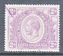 KENYA  And  UGANDA  30  (o) - Kenya, Uganda & Tanganyika