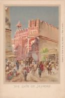 The Gate Of Jeypore , India , 1890s - India