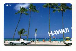 HAWAII  Télécarte Japonaise - Hawaii