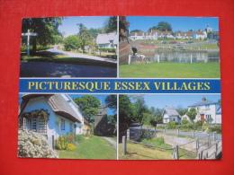PICTURESQUE ESSEX VILLAGES - England