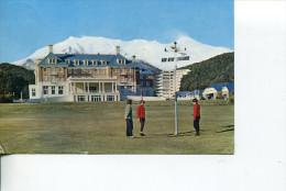 (599) New Zealand - Chateau Tongariro - Nueva Zelanda