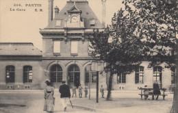 CPA - Pantin - La Gare - Pantin