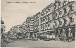 BOMBAY:COLABA CAUSEWAY - India
