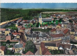 80 - CAPPY   VUE AERIENNE - France