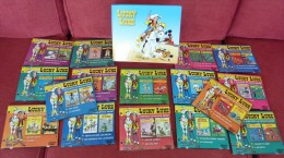 16 DVD DE 2 HISTOIRES LUCKY LUKE AVEC FARDE COLLECTOR - Children & Family