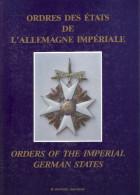 ORDRE ETAT ALLEMAGNE IMPERIALE DECORATION MEDAILLE EMPIRE PRUSSE KAISER