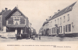 KOEKELBERG : la chauss�e de Jette - Jetteschesteenweg