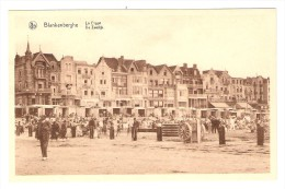 Blankenberghe  De Zeedijk - Blankenberge