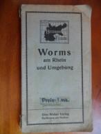 Worms Am Rhein Und Umgebung - Allemagne (général)