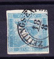 Österreich - 1851 Mi.# 6 Gestempelt - Gebraucht