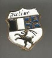 34595-Broche.blason.Jutie R.antilope. - Army