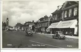 Epsom High Street. - Surrey
