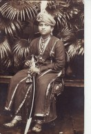 #2749 India, Old Postcard Unused::Young Indian Nobleman - Asie