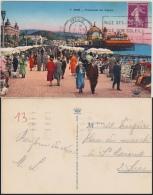 Carte Postale Ancienne NICE - Promenade Des Anglais - Otros