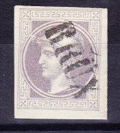 """Österreich - 1867 Mi.#  42 Stempel """"BRÜX"""" Tschechien - 1850-1918 Imperium"""