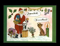 NOËL - Père Noël - Noël