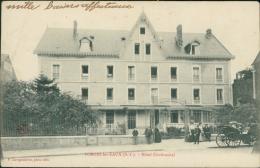 76 FORGES LES EAUX / L'Hôtel Continental / - Forges Les Eaux