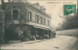 76 JUMIEGES / L'Hôtel De L'Abbaye / - Jumieges