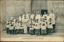 76 LAMMERVILLE / Le Ckergé / - Francia