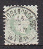 PGL CC201 - OSTERREICH AUSTRIA Yv N°33A WIEN LANDKRONGASSE - 1850-1918 Imperium