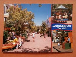 33952 PC: AUSTRALIA:  TASMANIA: The Mall, Launceston. - Lauceston
