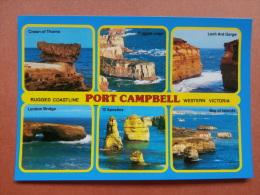 33959 PC: AUSTRALIA:  VICTORIA:   Six Views Of Port Campbell. - Australia