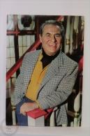 Original & Rare 1960s Postcard - Franz Joham - Edited Oscarcolor, Printed In Spain - Acteurs