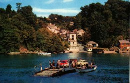 CPSM - Angleterre - Royaume-Uni   BODINNICK  Ferry - Fowey - St.Ives